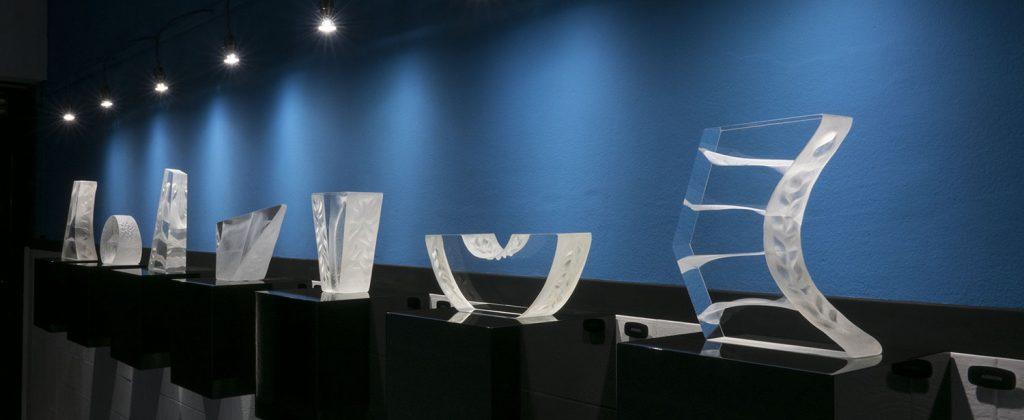 Glass Showroom Barcelona anna alsina