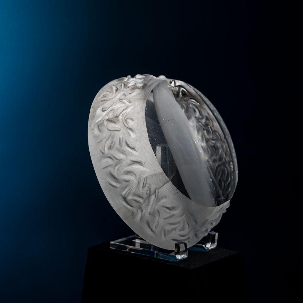 Meridian glass art